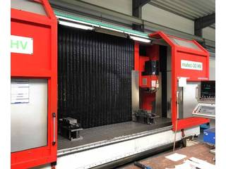 Milling machine Matec 30 HV, Y.  2000-4