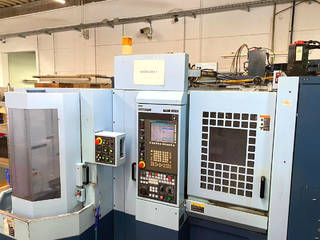 Milling machine Matsuura H Plus 300 PC5, Y.  2006-1