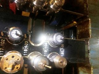 Milling machine Matsuura MAM 72 25V, Y.  2007-12