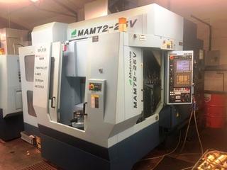 Milling machine Matsuura MAM 72 25V, Y.  2007-13