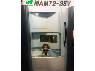Milling machine Matsuura MAM 72 35V-14