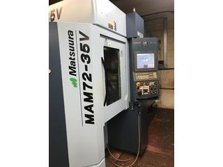 Milling machine Matsuura MAM 72 35V-1