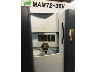 Milling machine Matsuura MAM 72 35V-3