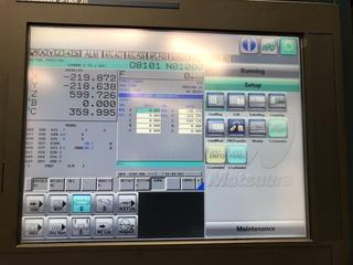Milling machine Matsuura MAM 72 35V-6