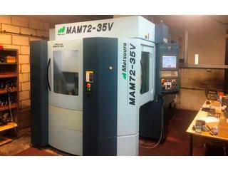 Milling machine Matsuura MAM 72 35V-7