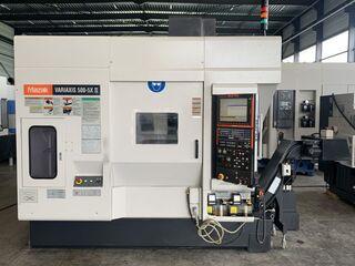 Milling machine Mazak Variaxis 500-5X II, Y.  2007-0
