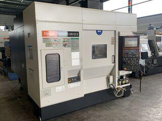 Milling machine Mazak Variaxis 500-5X II, Y.  2007-1