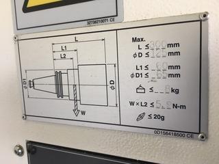 Milling machine Mazak FJV 60/160-7