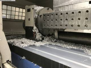 Milling machine Mazak FJV 60 / 160-7
