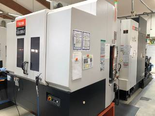 Milling machine Mazak HC Nexus 5000-II-0