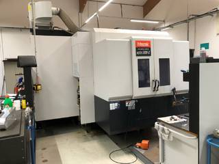 Milling machine Mazak HC Nexus 5000-II-1
