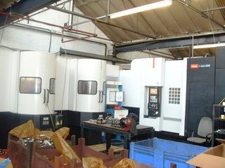 Milling machine Mazak HCN 5000 Palletech, Y.  2005-0