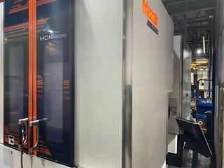 Milling machine Mazak HCN 6000-0