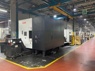 Milling machine Mazak HCN 6000-10