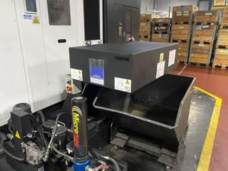 Milling machine Mazak HCN 6000-8