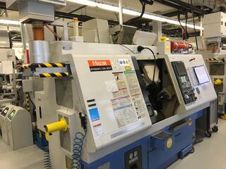 Lathe machine Mazak Integrex 100 SY-II-0