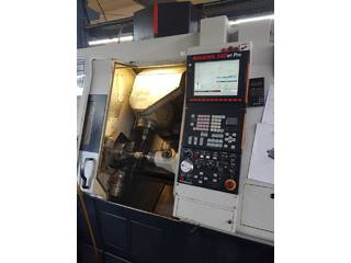Lathe machine Mazak Integrex 200 reitstock-3