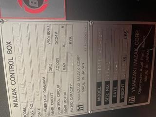 Lathe machine Mazak Integrex 400 III ST-11
