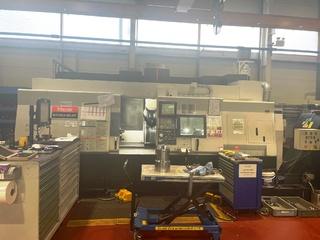 Lathe machine Mazak Integrex 400 III ST-12