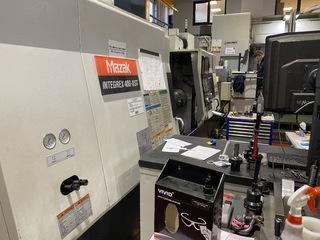 Lathe machine Mazak Integrex 400 III ST-0