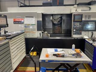 Lathe machine Mazak Integrex 400 III ST-1