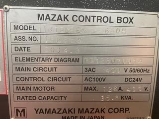 Lathe machine Mazak Integrex E 650 H x 2.000-11