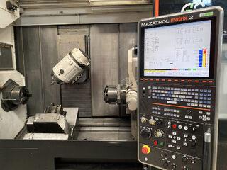 Lathe machine Mazak Integrex I 200 ST x 1.500-1