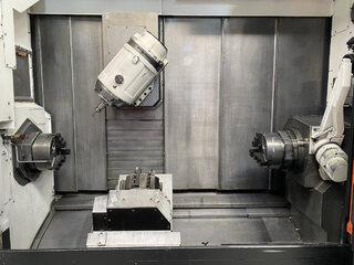 Lathe machine Mazak Integrex I 200 ST x 1.500-2