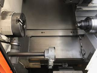 Lathe machine Mazak QT Nexus 250-II MS-1