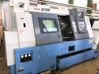 Lathe machine Mazak SQT 18 MS-1