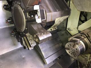 Lathe machine Mazak SQT 18 MS-4