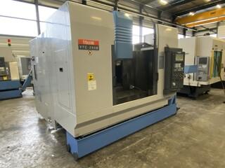 Milling machine Mazak VTC 200 B, Y.  2000-7