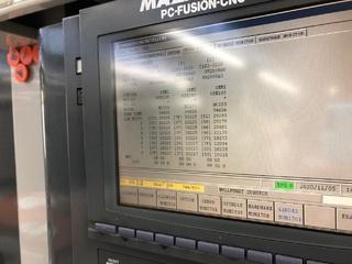 Milling machine Mazak VTC 300 C-12