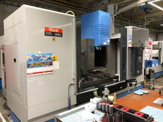 Milling machine Mazak VTC 300 C-1