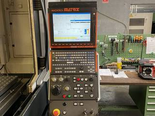 Milling machine Mazak VTC 800 - 30 SR-2