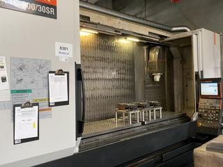 Milling machine Mazak VTC 800 - 30 SR-8