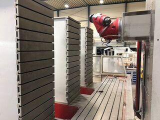 Mecof Agile CS-500 - 2000 Bed milling machine-0