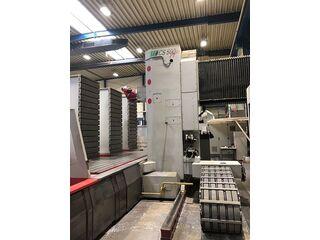 Mecof Agile CS-500 - 2000 Bed milling machine-1