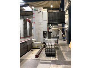 Mecof Agile CS-500 - 2000 Bed milling machine-4