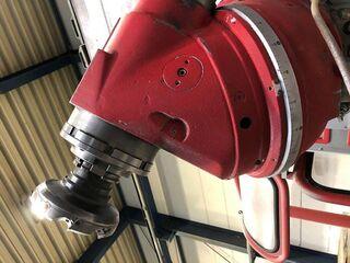 Mecof Agile CS-500 - 2000 Bed milling machine-7