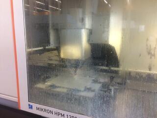Milling machine Mikron HPM 1200 HD-1