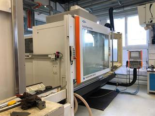 Milling machine Mikron HPM 1200 HD-4