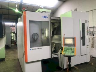Milling machine Mikron HPM 800 U-0