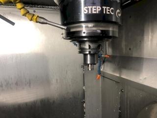 Milling machine Mikron HPM 800 U-9