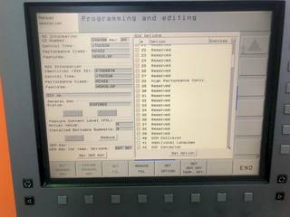 Milling machine Mikron HPM 800 U-10