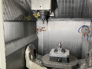 Milling machine Mikron HPM 800 U-7