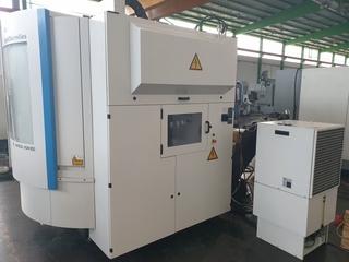 Milling machine Mikron HSM 800-5