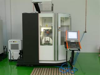 Milling machine Mikron UCP 600 Vario, Y.  2011-1