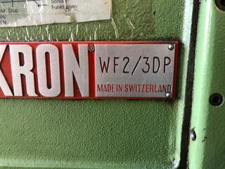 Milling machine Mikron WF3 DP, Y.  1900-1
