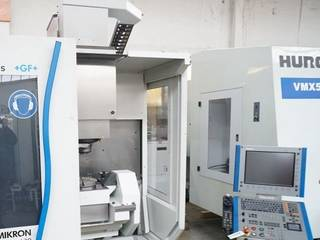 Milling machine Mikron UCP 600-1